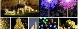 17 Best Solar Christmas Lights (2019)